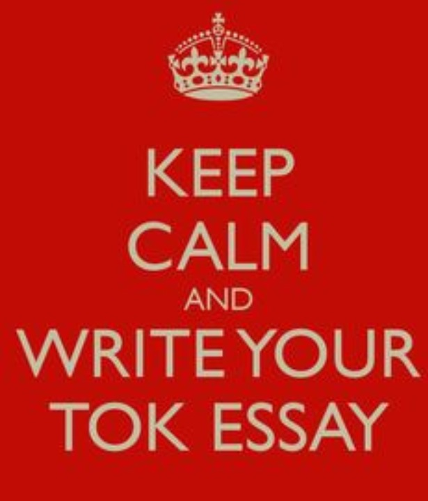 TOK Essay - OFFICIAL Guide - Theory of Knowledge - IB Survival